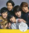 【新品】邦楽CD 嵐 / Are You Happy?[DVD付初回限定盤]【画】