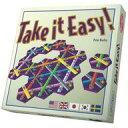 【新品】ボードゲーム テイク・イット・イージー 多言語版 (Take it Easy!)