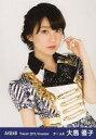 【中古】生写真(AKB48 SKE48)/アイドル/AKB48 大島優子/上半身 左手髪/劇場トレーディング生写真セット2013.November