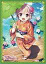 【新品】サプライ ブロッコリーキャラクタースリーブ 千の刃濤、桃花染の皇姫「鴇田奏海」