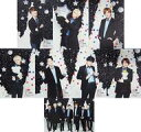 【中古】キャラカード(男性) ジャニーズWEST クリスマスカードセット(8枚組) 「ジャニーズWEST 1stドーム LIVE 24(ニシ)から感謝 届けます」
