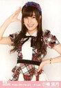 【中古】生写真(AKB48 SKE48)/アイドル/AKB48 『復刻版』小嶋菜月/上半身 左手腰 右手敬礼/劇場トレーディング生写真セット2015.February【タイムセール】