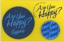 【中古】バッジ・ピンズ(男性) 嵐 バッジセット(2個組) 「ARASHI LIVE TOUR 2016-2017 Are You Happy?」 札幌会場限定