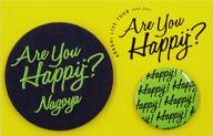 【中古】バッジ・ピンズ(男性) 嵐 バッジセット(2個組) 「ARASHI LIVE TOUR 2016-2017 Are You Happy?」 名古屋会場限定