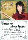 【中古】アイドル(AKB48・SKE48)/AKB48カフェ&ショップ限定クリスマスカード2014 前田美月/印刷サイン、メッセージ入り/AKB48カフェ&ショップ限定クリスマスカード2014
