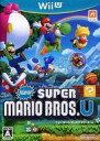 【中古】WiiUソフト NEWスーパーマリオブラザーズ.U...