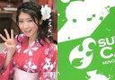 """【中古】コレクションカード(女性)/Minori Chihara Live 2011 """"SUMMER CAMP 3"""" 茅原実里/上半身 ピンク色の花柄浴衣 右手指3本立て 裏面緑/Minori Chihara Live 2011 """"SUMMER CAMP 3"""""""