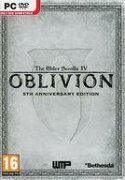 【中古】Windows2000/XP DVDソフト The Elder Scrolls IV OBLIVION 5TH ANNIVERSARY EDITION[EU版]