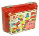 【中古】おもちゃ [ランクB] LEGO 基本セット&収納ボックス 「レゴ」 1932【タイムセール】の画像