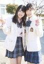 【中古】生写真(AKB48・SKE48)/アイドル/AKB48 村山彩希・谷口めぐ/CD「君はメロディー」ラムタラ特典生写真
