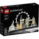 【新品】おもちゃ LEGO ロンドン 「レゴ アーキテクチャー」 21034の画像
