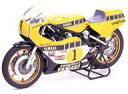 【新品】プラモデル 1/12 ヤマハ YZR500 グランプリレーサー 「オートバイシリーズ No.1」 ディスプレイモデル [14001]