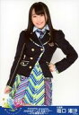 【中古】生写真(AKB48・SKE48)/アイドル/AKB48 坂口渚沙/膝上・衣装黒/「TOYOTA presents AKB48チーム8 全国ツアー 47の素敵な街へ」会場限定ランダム生写真 第3弾