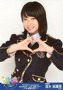 【中古】生写真(AKB48・SKE48)/アイドル/AKB48 清水麻璃亜/上半身・衣装黒/「TOYOTA presents AKB48チーム8 全国ツアー 47の素敵な街へ」会場限定ランダム生写真 第3弾
