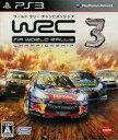 【中古】PS3ソフト WRC3 FIA 〜ワールド ラリー チャンピオンシップ〜