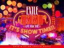 """【中古】邦楽DVD EXILE ATSUSHI / EXILE ATSUSHI LIVE TOUR 2016""""IT'S SHOW TIME """" 初回仕様豪華盤"""