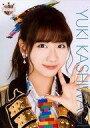 【中古】生写真(AKB48 SKE48)/アイドル/AKB48 柏木由紀/AKB48 CAFE & SHOP(秋葉原)限定 A4サイズ生写真ポスター 第43弾