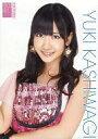 【中古】生写真(AKB48 SKE48)/アイドル/AKB48 柏木由紀/AKB48オフィシャルショップ(原宿)限定A4サイズ生写真ポスター第3弾【タイムセール】