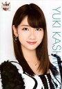 【中古】生写真(AKB48 SKE48)/アイドル/AKB48 柏木由紀/AKB48 CAFE & SHOP(秋葉原)限定 A4サイズ生写真ポスター 第66弾
