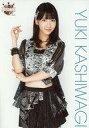 【中古】生写真(AKB48 SKE48)/アイドル/AKB48 柏木由紀/膝上/AKB48 CAFE & SHOP(秋葉原)限定 A4サイズ生写真ポスター 第11弾【タイムセール】