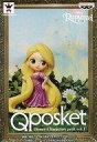 【中古】フィギュア ラプンツェル 「塔の上のラプンツェル」 Q posket Disney Characters petit vol.1