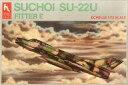 プラモデル 1/72 SUCHOI SU-22U FITTER E -スホーイ Su-22 フィッターE-