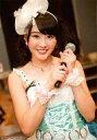 【中古】生写真(AKB48・SKE48)/アイドル/NMB48 川上礼奈/上半身・両手マイク・衣装緑/「紅白歌合戦出場!2014年もよろしくお願いいたしますキャンペーン」 対象商品購入特典