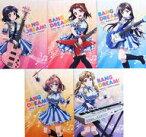 【中古】クリアファイル 全5種セット オリジナルA4クリアファイル 「BanG Dream!×ローソン」 対象商品購入特典