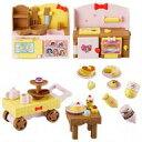 【中古】食玩 おもちゃ 全4種セット 「キラキラ☆プリキュアアラモード プリキュアとハッピーライフ クッキングキッチン」