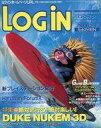 【中古】LOGiN LOGIN 1996/07/19 ログイン
