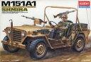 【中古】プラモデル 1/35 ISRAEL DEFENSE FORCES SHMIRA M151A1 [13004]