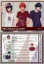 【中古】アニメ系トレカ/N/idol-T Puzzle Card/うたの☆プリンスさまっ♪ Brilliant Selection Card N80 N : 嶺二 音也 トキヤ