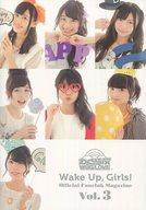 【中古】アイドル雑誌 わぐらぶ WUG LOVE Wake Up Girls! Official Fanclub Magazine Vol.3