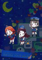 【中古】アニメムック パンフレット ラブライブサンシャイン!! Aqours 2nd LoveLive! HAPPY PARTY TRAIN TOUR 2nd LIVE TOUR BOOK(埼玉)【中古】afb