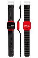 【中古】スマートウォッチ コカ・コーラ オリジナルスマートブレスレット 「TOKYO2020レッツスタート! キャンペーン」 Cコース当選品