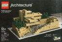 【中古】おもちゃ LEGO カウフマンズ邸・落水荘 「レゴ アーキテクチャー」 21005【タイムセール】の画像