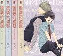 【中古】アニメBlu-ray Disc SUPER LOVERS 限定版 全5巻セット