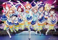 【中古】ポスター(アニメ) B2告知ポスター Aqours(実写/アニメ) 「Blu-ray ラブライブ!サンシャイン!! Aqours First LoveLive! 〜Step! ZERO to ONE〜 Blu-ray Memorial BOX」 早期予約特典