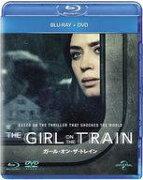 【中古】洋画Blu-ray Disc ガール・オン・ザ・トレイン ブルーレイ+DVD