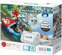 【中古】WiiUハード WiiU本体 マリオカート8セット ...