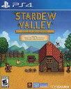 【中古】PS4ソフト 北米版 STARDEW VALLEY COLLECYOR'S EDITION (国内版本体動作可)