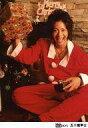 【中古】生写真(男性)/俳優 D-BOYS/五十嵐隼士/全身・座り・サンタ衣装赤・両手プレゼント・口開け・ネックレス/公式生写真