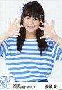 【中古】生写真(AKB48・SKE48)/アイドル/STU48 兵頭葵/上半身/STU48 2017年11月度netshop限定ランダム生写真「ボーダーTシャツ」