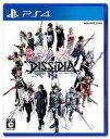 【新品】PS4ソフト ディシディア ファイナルファンタジーN...