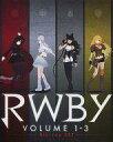 【中古】アニメBlu-ray Disc RWBY VOLUME 1-3 Blu-ray SET[初回仕様版]