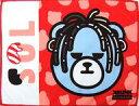 【中古】タオル 手ぬぐい(男性) SOL バナータオル 「一番くじ KRUNK×BIGBANG Chocolatier」 F賞