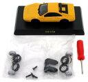 【中古】ミニカー 1/64 Ferrari 328 GTB(イエロー) 「フェラーリ ミニカーコレクションIII」 サークルK サンクス限定