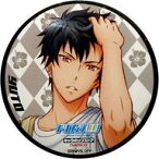 【中古】バッジ・ピンズ(キャラクター) 黒石勇人 「ドリフェス!R キャラポップストア 缶バッジコレクション」