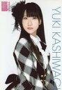 【中古】生写真(AKB48 SKE48)/アイドル/AKB48 【ランクB】柏木由紀/AKB48オフィシャルショップ(難波)限定A4サイズ生写真ポスター 第7弾