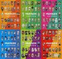 【中古】アニメムック けものフレンズBD付オフィシャルガイドブック 全6巻セット【中古】afb